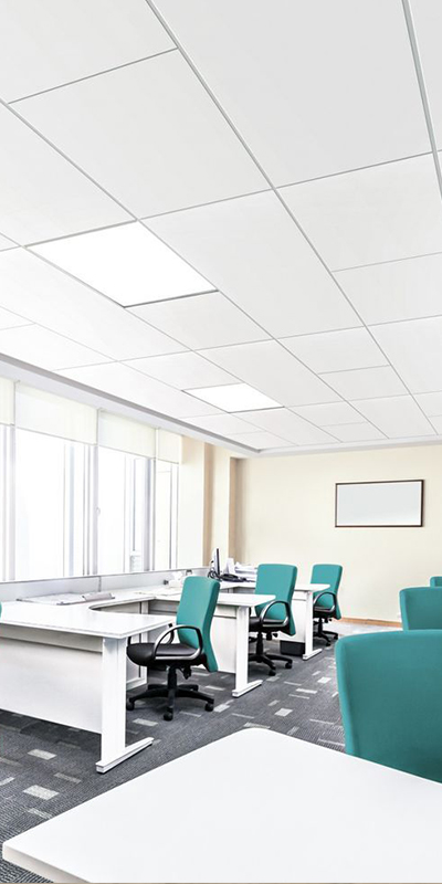 Albe Tee Ceiling Suspension System